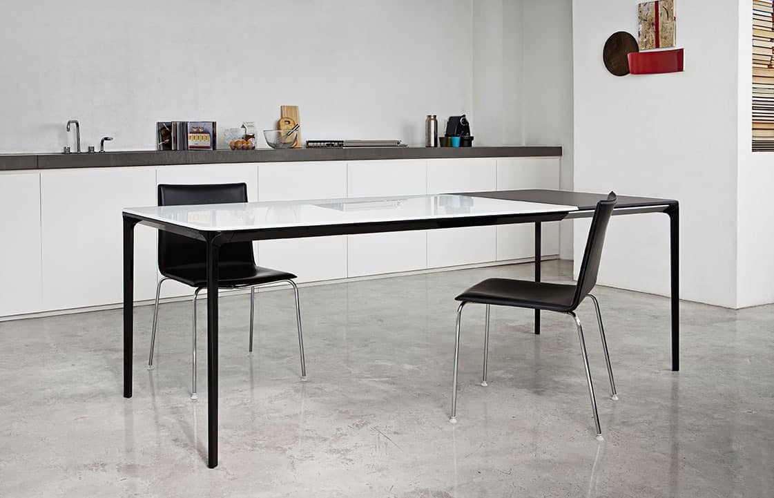 Picture of Extendible Slim , suitable for dining rooms