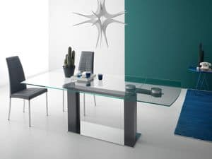 Picture of Quadro 593, space-saving table