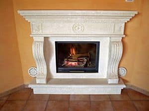 Picture of Fireplace Livorno, modern fireplaces