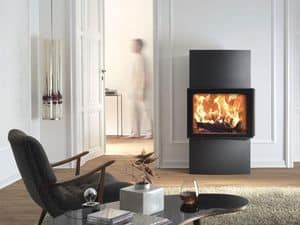 Picture of LOUNGE X-TRA, elegant fireplace
