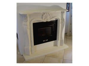 Picture of Luigi XV, monoblock fireplaces