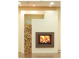 Picture of New generation 75x57 S, minimal fireplaces
