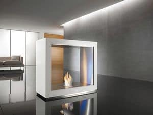Picture of One hole, monoblock fireplace