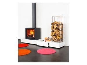 Picture of St�v 16-cube with drawers, wood boilers