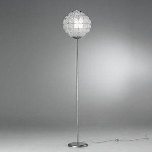 Pouff Rp383-185, Floor lamp with a modern design