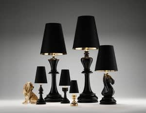 Picture of The Chess Lamps, suitable for sitting room