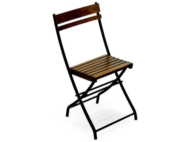 Eva, Folding chair for outdoor use