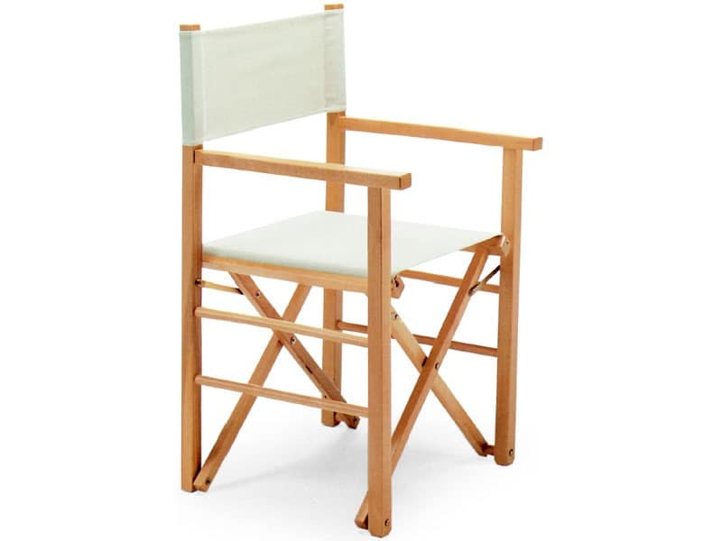 Regista P-MC, Practical folding chair for all environments