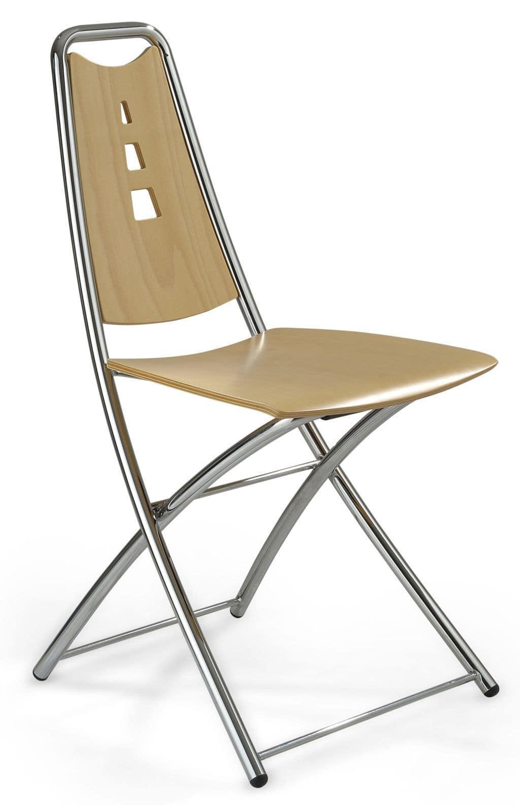 Stilo Stackable chair fices IDFdesign