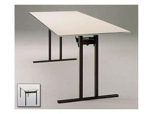Picture of Slimfold STB.15, table with folding frame