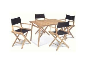 Picture of Table 80 x 120, superimposable tables