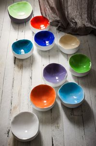 Rainbow, Decorative ceramic bowls