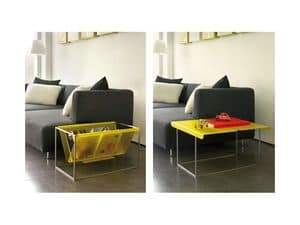 eXde by Cattaneo, Coffee tables