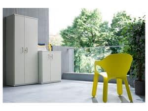 Picture of Braccio di Ferro 03, modular storing cabinets