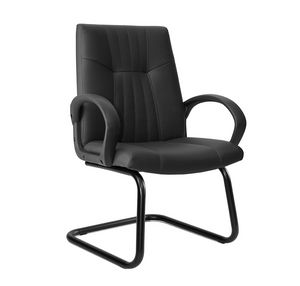 Calipso cantilever, Chair with armrests, for office customers