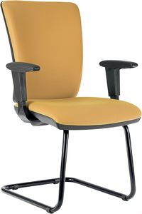Comfort cantilever, Chair for meeting room or office visitors