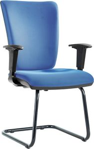 Orion cantilever, Office chair, with cantilever base in steel