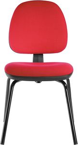 Regal 4 legs, Comfortable chair for accommodating customers in the office