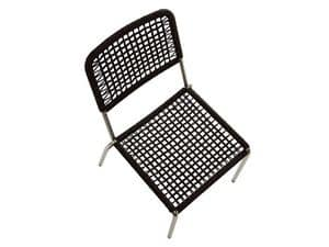 Picture of Naxos Filo, plastic seat chair