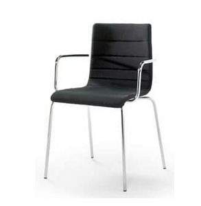 Picture of Traccia P, chairs with metal frame