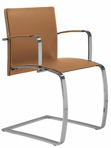Picture of Zen chair with armrests 10.0131, customers' chairs
