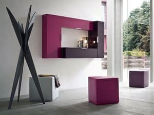 Picture of Kalika 06, unit with shelves