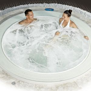 Canaria Built-in, Mini-pool with 28 whirlpool jets, for spa