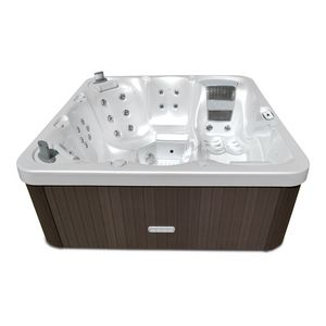 Country plus, Mini-pool with 54 hydromassage jets, low-power