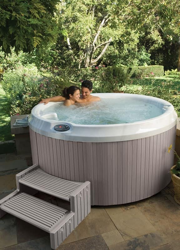 Small Yard Ideas Pictures With 10 Seat Jacuzzi Joy