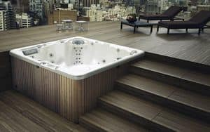 Picture of MYSPA 213, outdoor whirlpool
