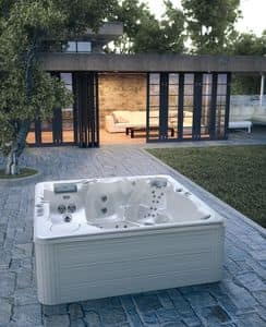 Picture of MYSPA 226, outdoor whirlpools