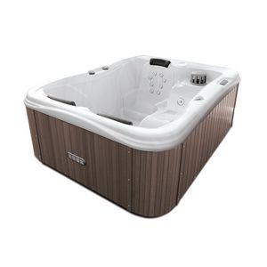 Sun plus, Mini-pool with aromatherapy and hi-fi system
