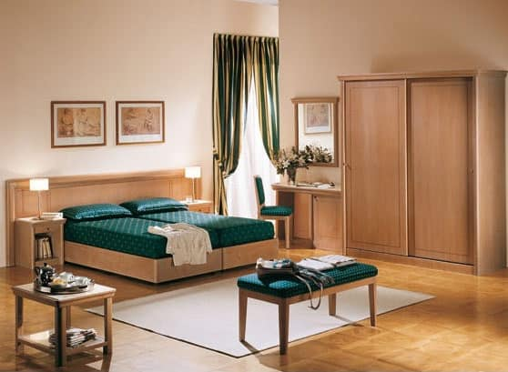 Bedroom Furniture Tailored For Hotel And B B IDFdesign