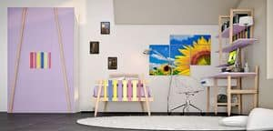 Picture of Allwood 6M, colorful bedrooms