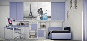 Picture of Allwood 7S, kids bedrooms