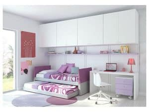 Picture of Cappuccio, customized children bedrooms