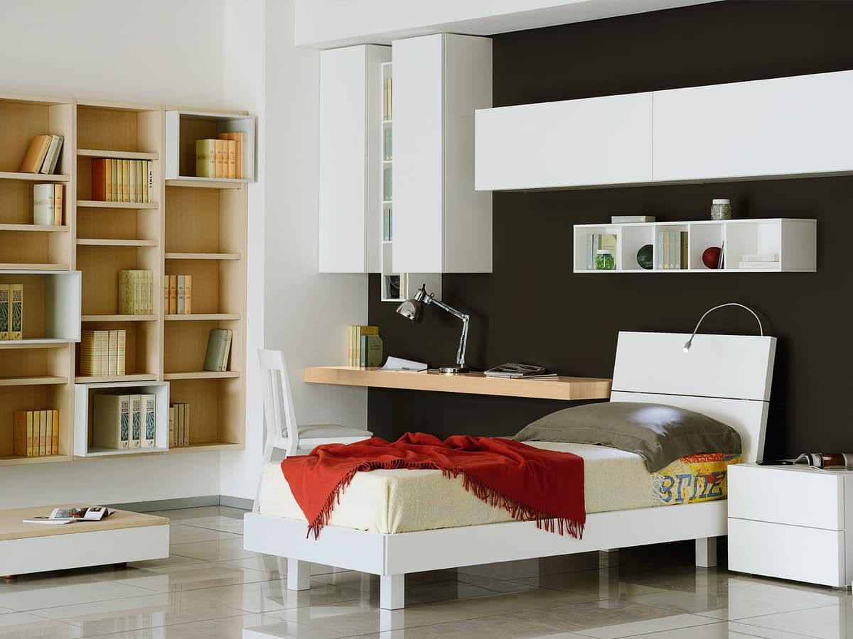 Room for kids modern and dynamic style