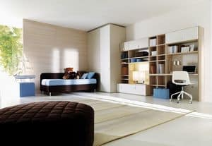 Picture of Comp. 107, bedroom furniture