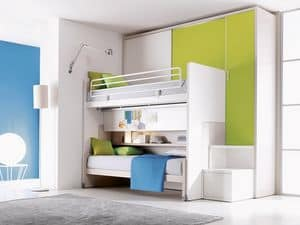 Picture of Comp. 302, customized children bedroom