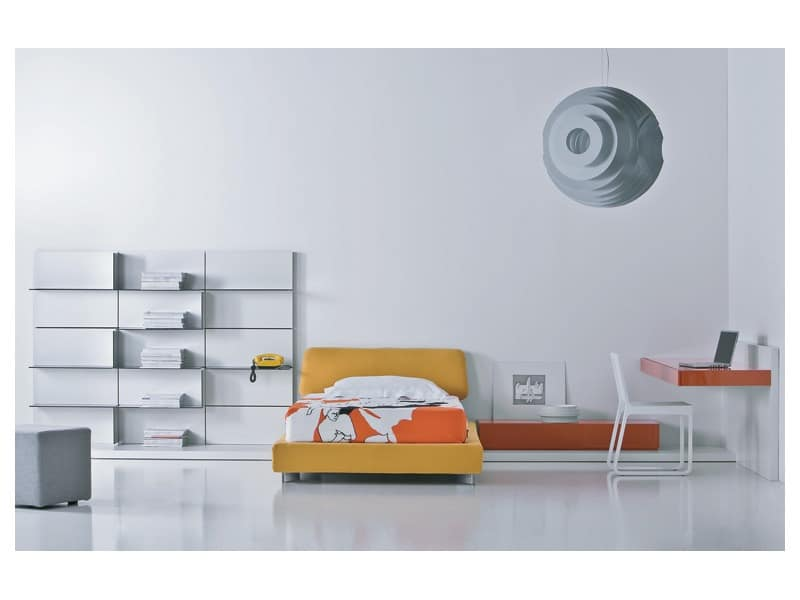 Kid bedroom Mia - Liberi 02, Furniture for children and youngster bedrooms Holiday hotels