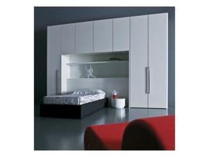 Picture of Kid bedroom Mia - Transformable and bridge 03, kid beds