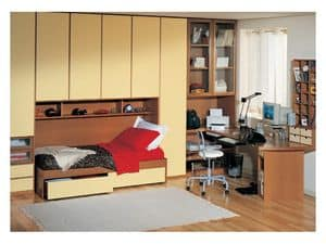 Picture of Kids Bedroom 5, furniture for children and youngster bedrooms