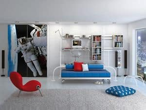 Picture of LEM platform, children bed
