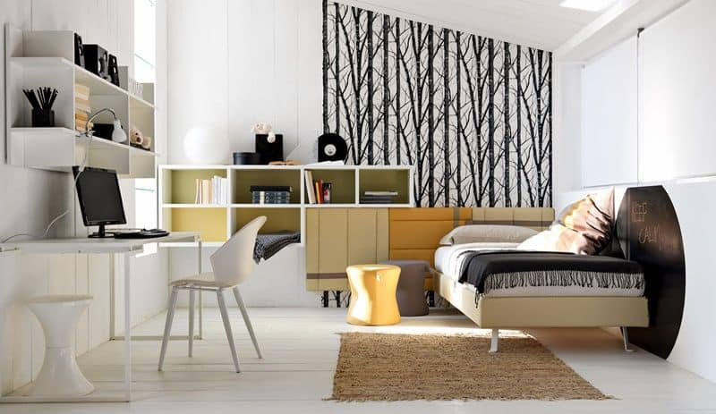 Comp. New 145, Furnishing bedrooms for boys