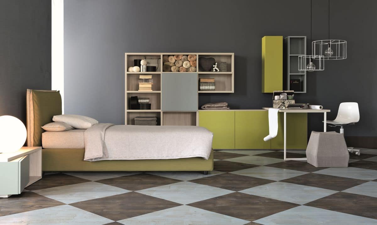 Comp. New 149, Ideal furniture for kids rooms