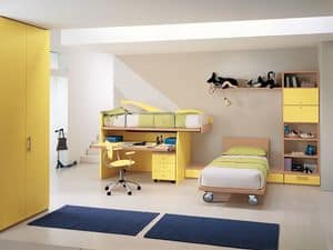 Picture of Quasar 01, children beds