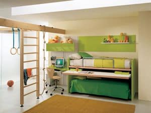 Picture of Quasar 03, modern kids' bedrooms