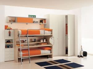 Picture of Quasar 04, compact kids' bedroom