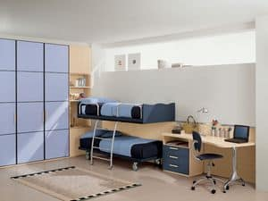Picture of Quasar 05, lively bedrooms