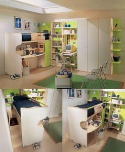 Picture of Quasar 12, compact kids' bedroom